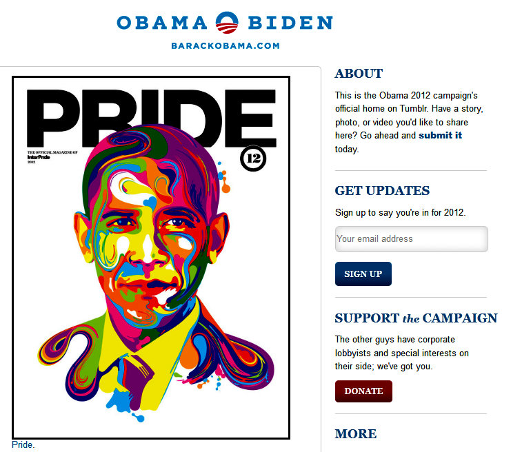 You can read the magazine online in its entirety. Labels: Barack Obama, gay ...