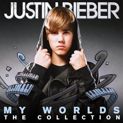 justin bieber my world album cover. tattoo justin bieber my world