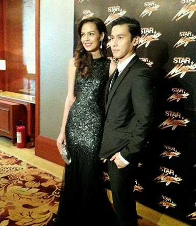8th Star Magic Ball Couple Enchong Dee and Samantha Lewis