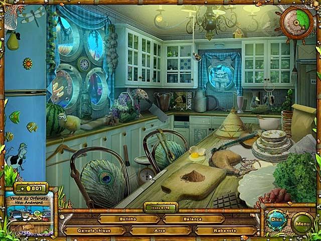 Tales of Lagoona - Órfãos do Oceano PT-BR Portable