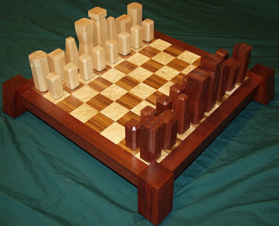 Creative and Unusual Chess Sets (15) 5
