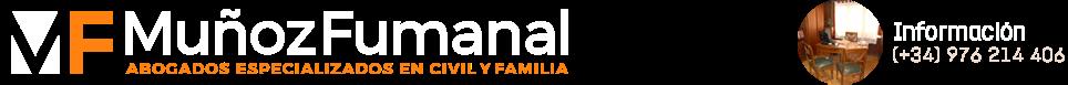 Abogado de Familia en Zaragoza - 976 214 406 - Abogados Muñoz Fumanal