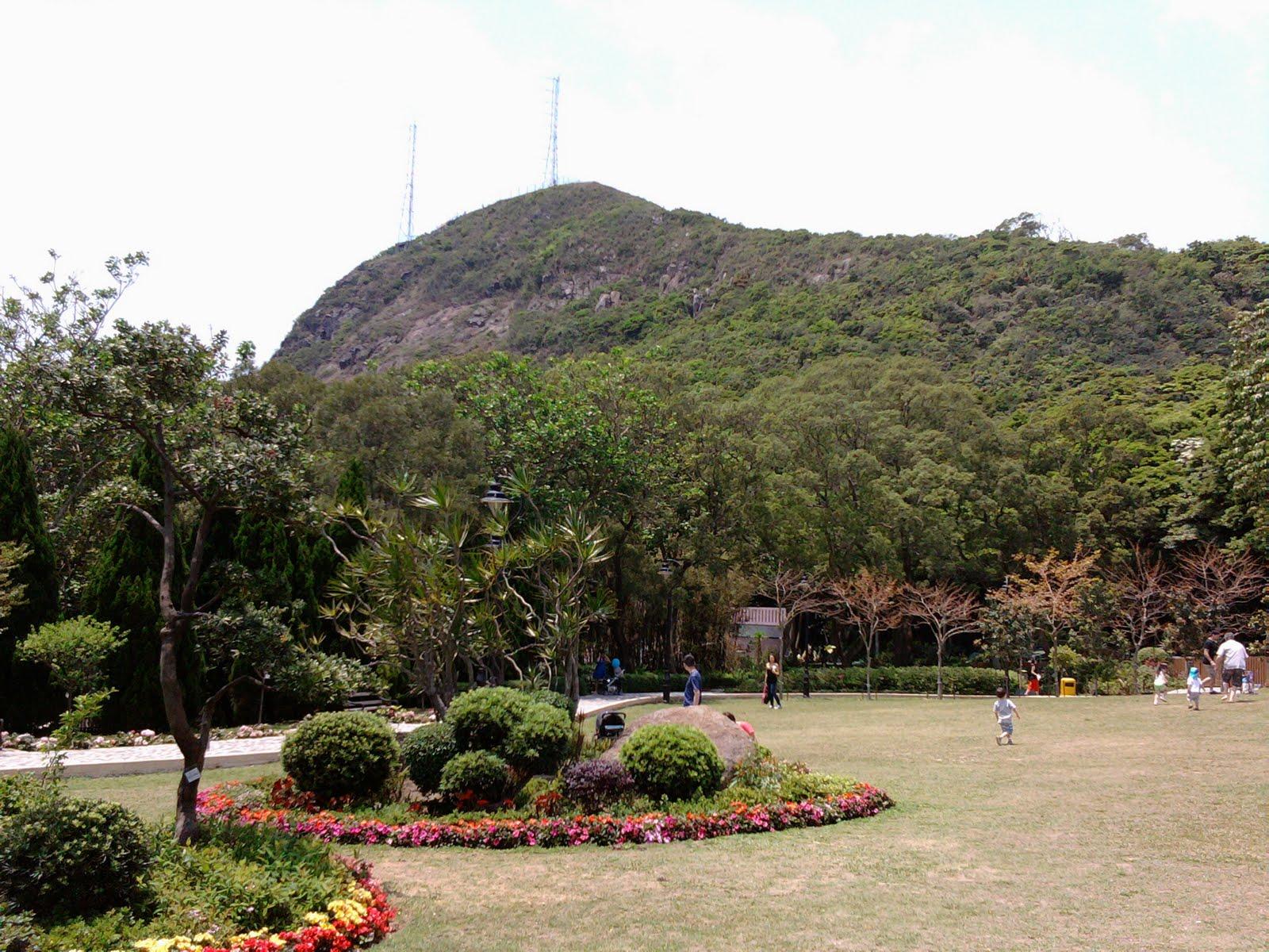 Texpat 365: HKG056: Mount Austin Park