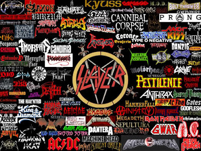 Kumpulan Band Metal Dunia