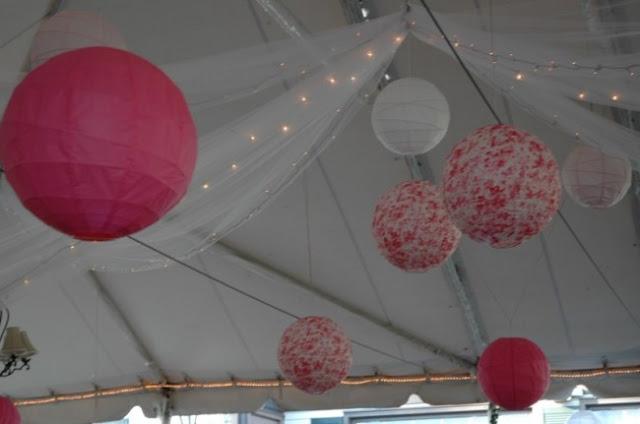 Petite mafalda deco wedding lamparas de papel de arroz - Lamparas de papel de arroz ...