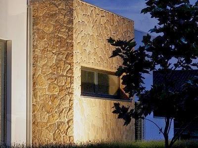 Fachadas de piedra fachadas de casas con piedra artificial - Piedra artificial fachadas ...