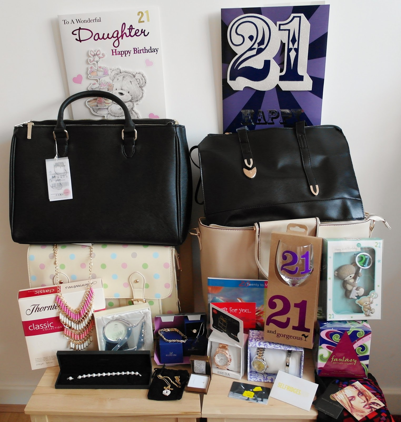 La Belle Aventure: My 21st Birthday Haul