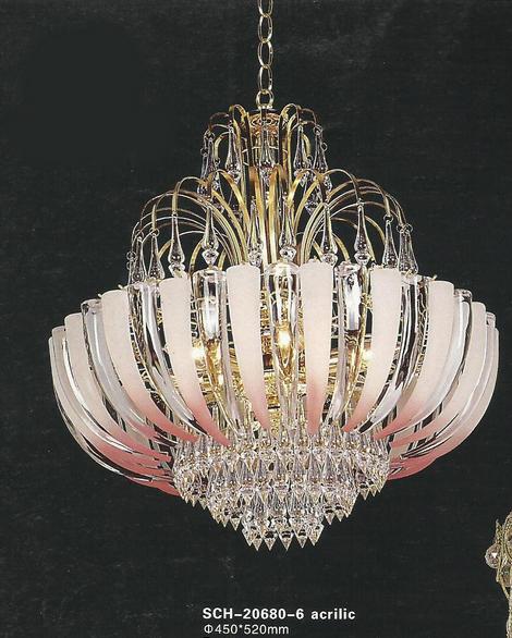 Lampu Kristal Minimalis Lampu Hias Gantung Kristal
