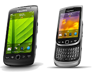 BlackBerry Torch 9810 & Torch 9860, Two Torch with OS 7 from RIM