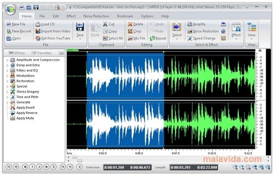 Power Sound Editor (Free)