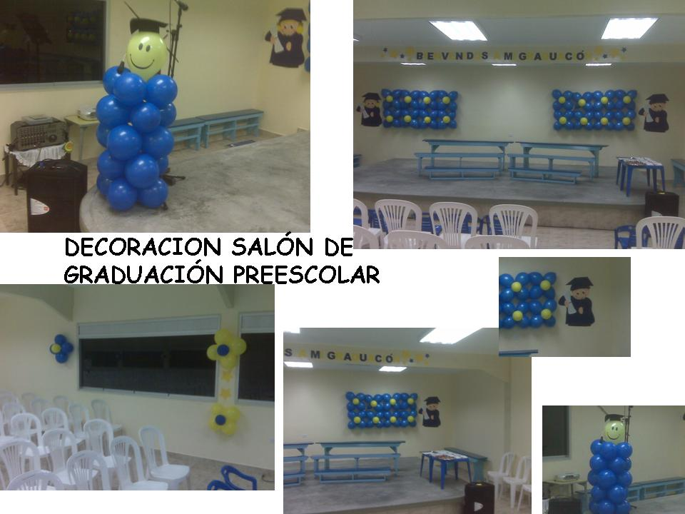 Decoracion Fiesta De Graduacion