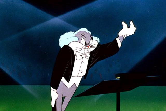 Image result for leopold stokowski bugs bunny
