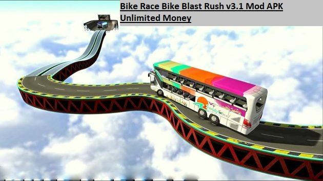 Impossible Bus Tracks Driving Simulator v1.0 Mod APK Unlimited Money