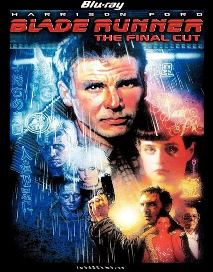 Bıçak Sırtı: Blade Runner (1982) afis