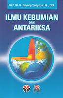 toko buku rahma: buku ILMU KEBUMIAN DAN ANTARIKSA, pengarang bayong tjasyono, penerbit rosda