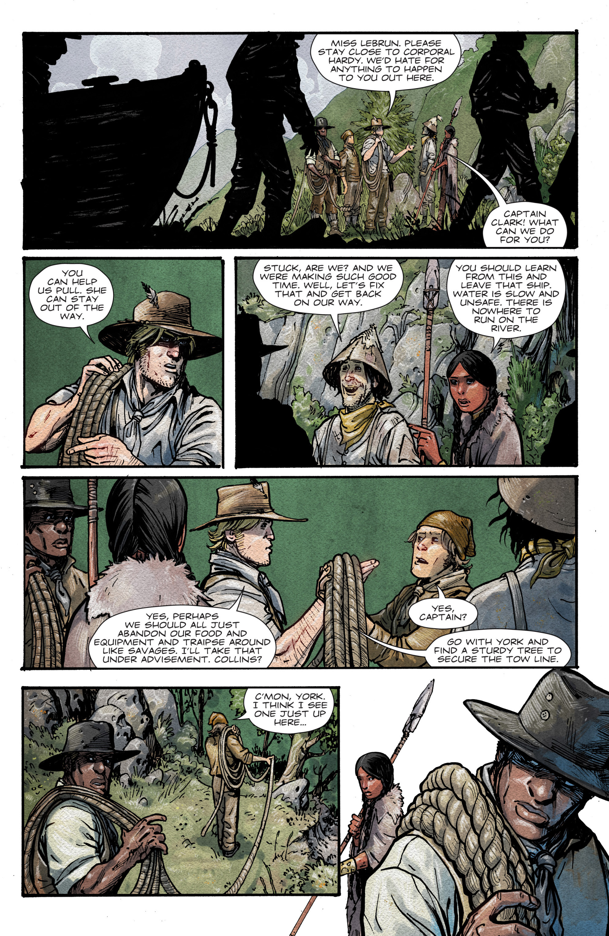 Manifest Destiny #_TPB_2 #42 - English 16