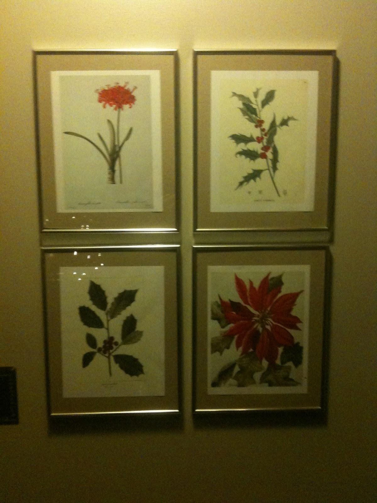The Adventures Of John And Rach Diy Winter Botanical Prints