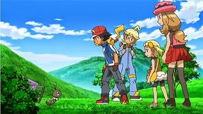 Pokémon suomi jaksot