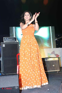 Urmila Matondkar Latest Pictures in Sleeveless Long Dress at Worli Festival 2013  0003.jpg