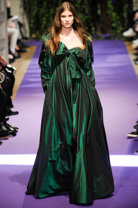 5 worst looks of paris fashion week, alexis mabille fall 2014 rtw
