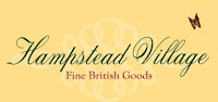 travel books, Irish recipes, English Lily of the Valley soaps, and a wide selection of distinctly British foods