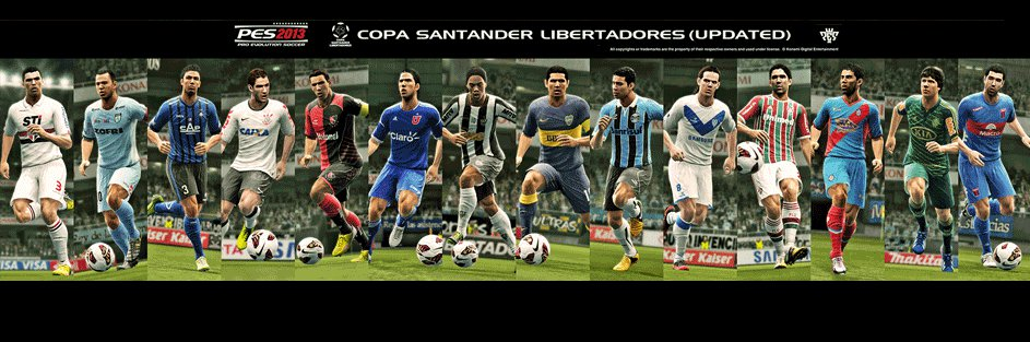 PES 2013 DATA PACK 5.0 System Requirements