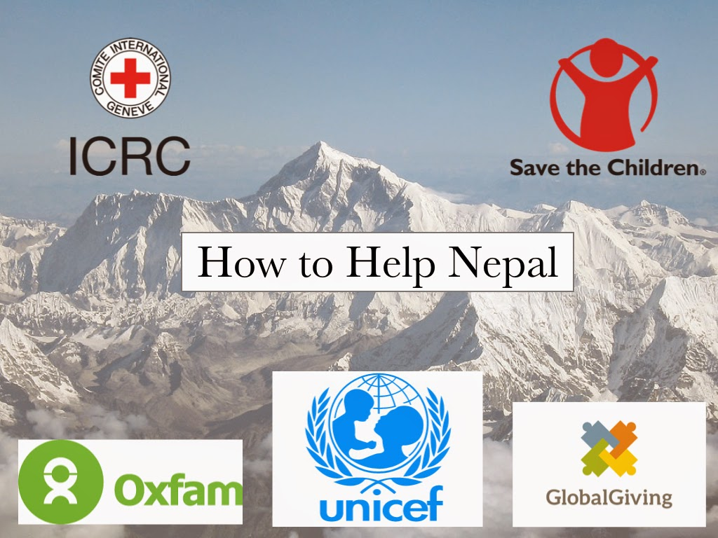 How to help people affected by Nepal Earthquake- Hello, Handbag