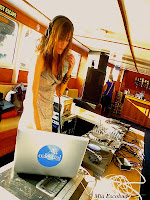 celestial records' jadele at electronic sessions boat party