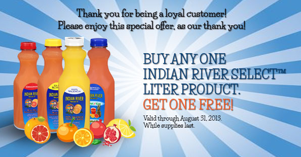 bogo free indian select juice printable coupon