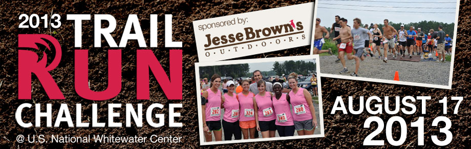 Trail Run Challenge, presented by Jesse Brown's Outdoors