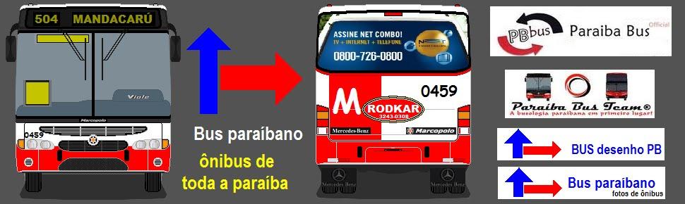 bus paraíbano
