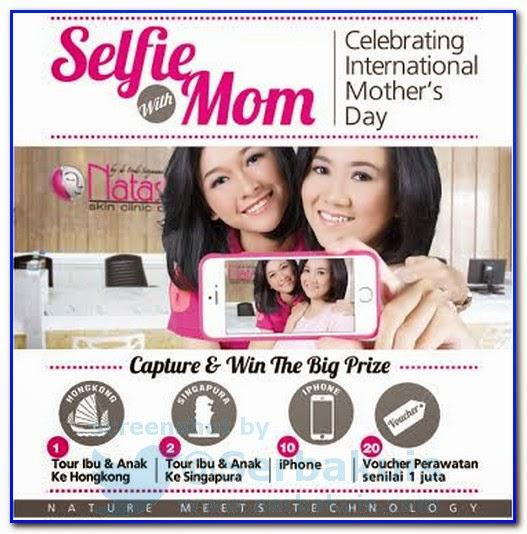 Kontes Selfie Berhadiah iPhone untuk 10 Pemenang