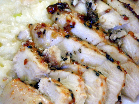 how to cook bbq chicken breast in the oven