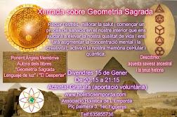Conferencia Geometría Sagrada - Figueres (Girona)