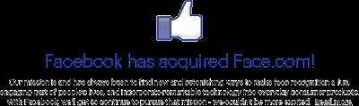 فيسبوك تشتري Face.com