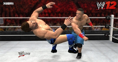 WWE 2012: Best wrestling game ever WWE%202012%20%20game