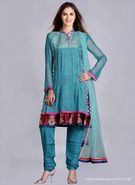 Anarkali-Frocks-Shalwar-Kameez-Style-