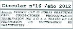 CURSOS CAP. DNI.  3 Y 4