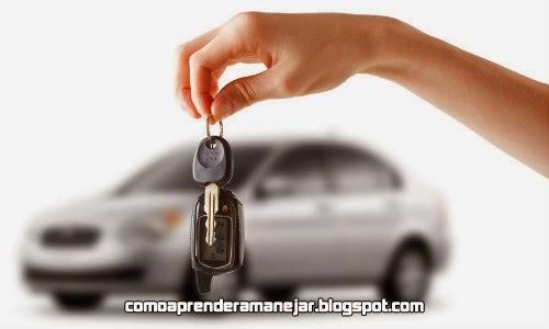 Curso practico para aprender a manejar un auto