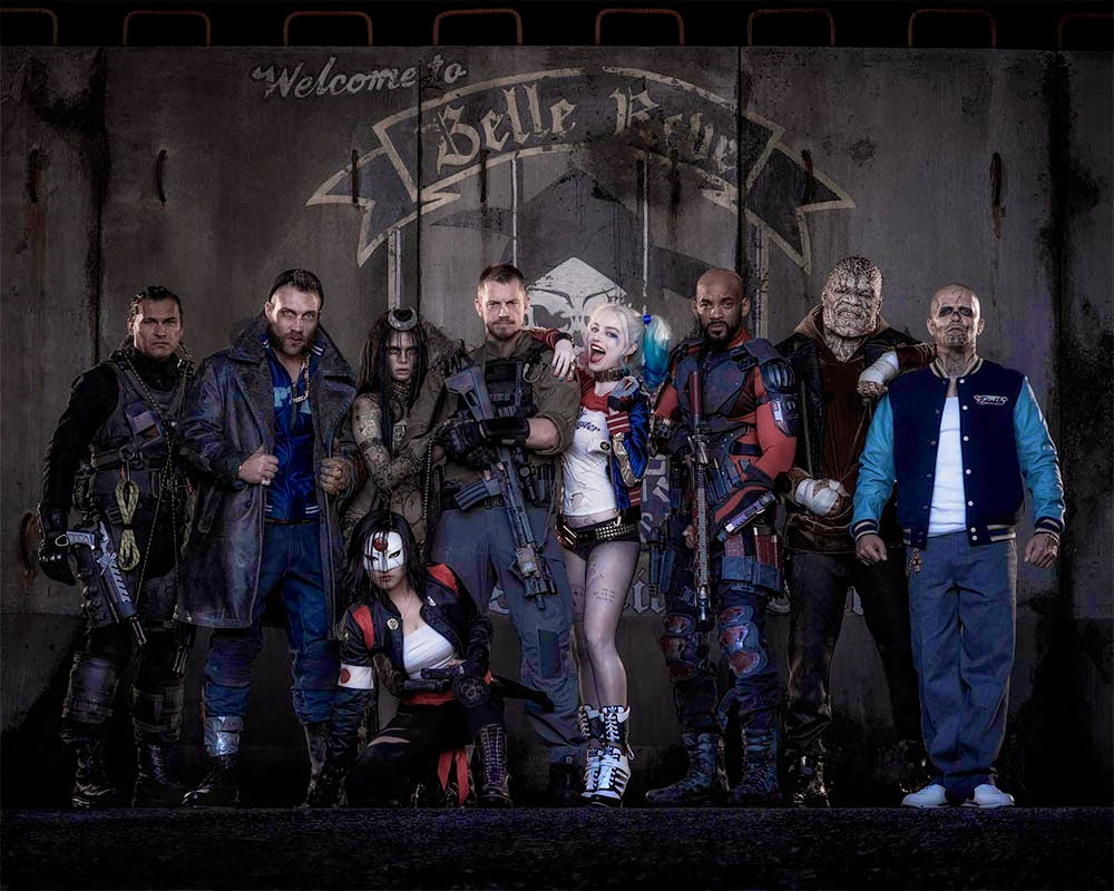 Oficial Suicide Squad Picture