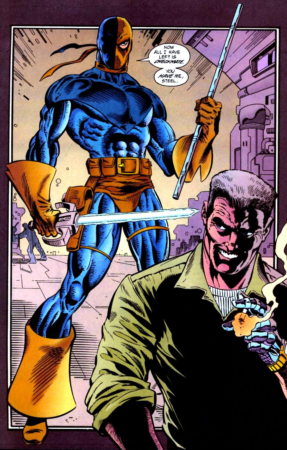 Deathstroke (1991) Issue #47 #52 - English 10