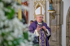 Nos visitó el Sr. Arzobispo