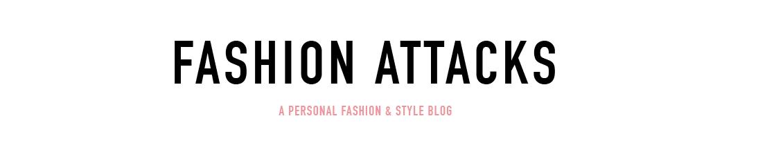 Fashion Attacks