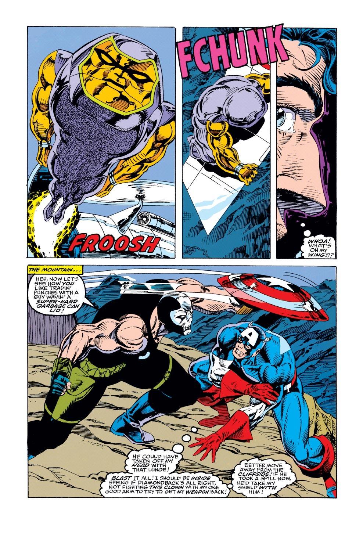 Captain America (1968) Issue #410 #359 - English 12