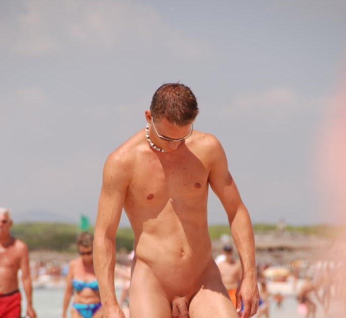 hot dude spies on
