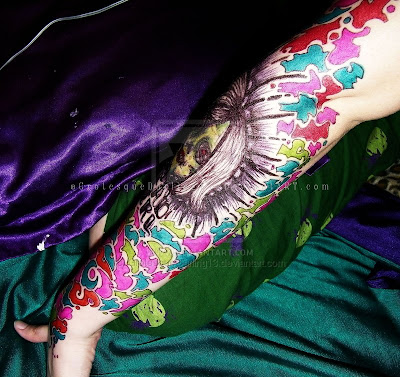 Sleeve Tattoo Art
