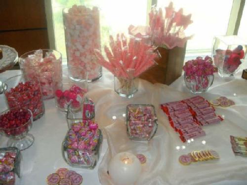 Consejos frente a una mesa de dulces