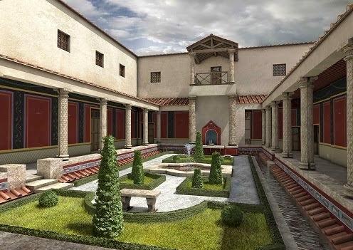 Vieux-la-Romaine en 3D: plongez au coeur de l'époque antique.