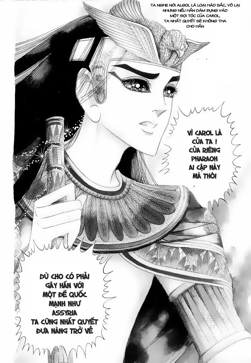 Nữ Hoàng Ai Cập-Ouke no Monshou chap 51 Trang 31 - Mangak.info