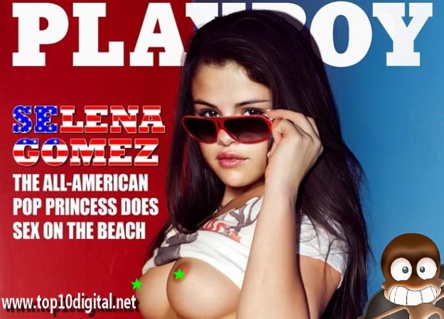 Selena Gomez Nua Na Playboy Confira As Imagens